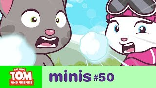 Talking Tom and Friends Minis - Winter Championship (Episode 50)