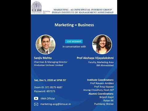 Marketing = Business