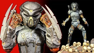 NECAThePredator:UltimateFugitivePredator7-inchActionFigureReview