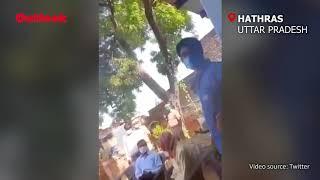 Hathras Rape: Video Shows DM Threatening Victim's Family