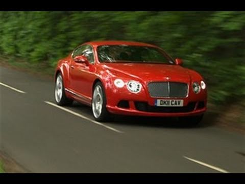 Bentley Continental GT 90sec video review verdict