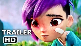 NEXT GEN Official Trailer (2018) Animation, Adventure, Netflix Movie HD