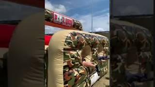 Big Blast Boot Camp Challenge Inflatable bouncy Endeavor School Orlando tuchinitomiguel Apr 2019