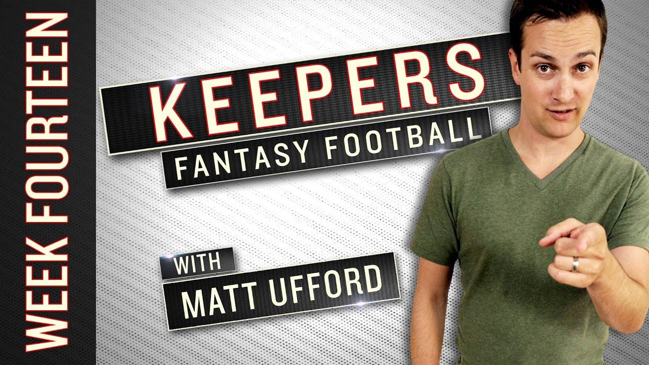 Fantasy Football Week 14 - Keepers thumbnail