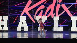 Haylie King - When I Get My Name in Lights - 1st Place Radix 2018