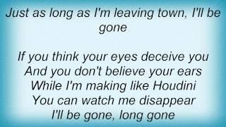 Joe Diffie - Next Thing Smokin' Lyrics