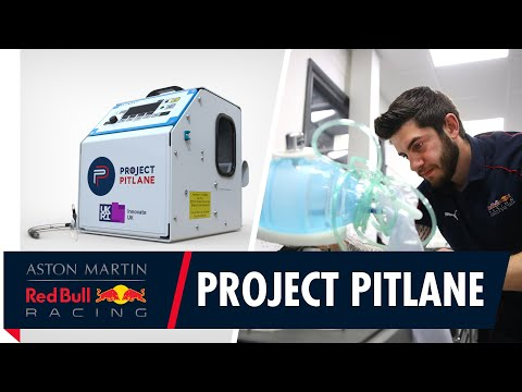 Image: Red Bull shows images behind the scenes in the fight against the coronavirus