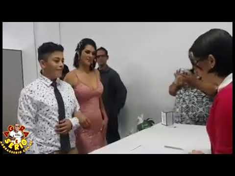 Casamento Gay entre Bruna Ferreira e Lelly Morgana agita a Cidade de Juquitiba