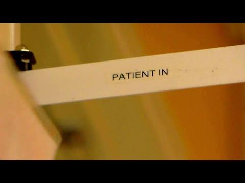 Rectal cancer leg pain
