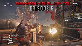 Hive Chase - GEARS HIGHLIGHTS EP. 6