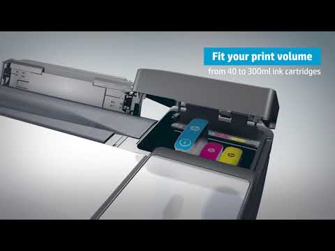 Plotter HP Designjet T830 Multifuncional