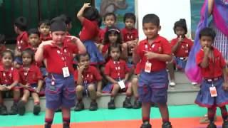 Interesting Activities At SAI Angan