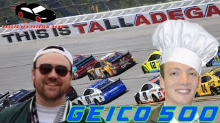 Geico 500 At Talladega Superspeedway: NASCAR DFS Lineup Picks For DraftKings & FanDuel