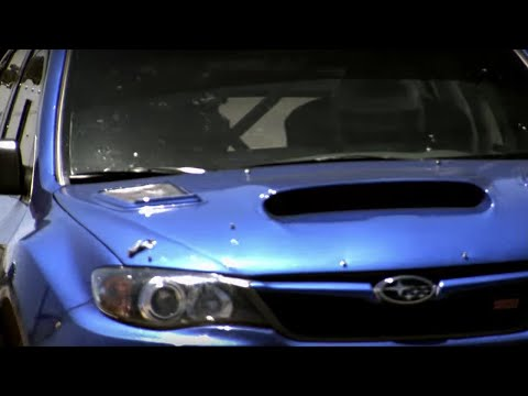Stunt Chase! Subaru Impreza Vs Dirt Bike Champion Cam Sinclair | Top Gear USA