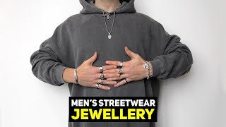 My Mens Jewellery Collection + Huge Giveaway | Streetwear |  Mens Fashion
