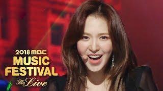 Red Velvet - RBB [2018 MBC Music Festival]