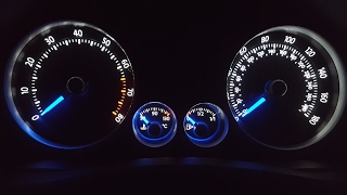 VW Golf R32 0-60 Acceleration Exhaust sound