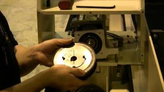 Motor Pulley Disassembly