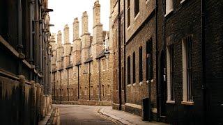 Exploring The City Of Cambridge.