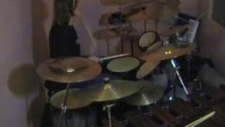 Disappear-Dream Theater (On drums) [Re-done]
