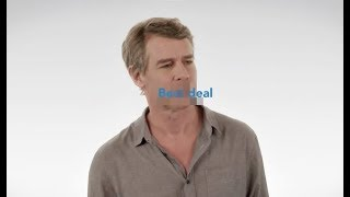 "Trivago Guy Commercial - ""Bloopers"" (2014)"