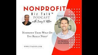 Nonprofit Tech: What Do You Really Need?