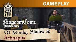 Kingdom Come: Deliverance | Minds, Blades and Schnapps Trailer