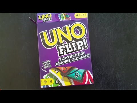UNO Flip! Review