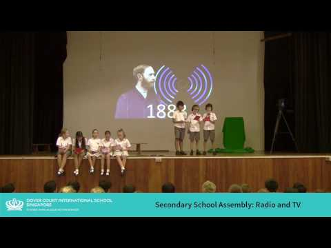 Radio and TV Secondary School Assembly