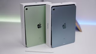 Apple iPad Air (2020) - Unboxing, Setup, Comparison and First Look