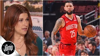 Where do Rockets stand in West after signing Austin Rivers? | The Jump