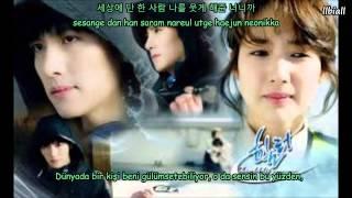 (Healer OST Part 6) Ji Chang Wook – 지켜줄게 (I Will Protect You) Türkçe Altyazılı(Hangul-Rom)