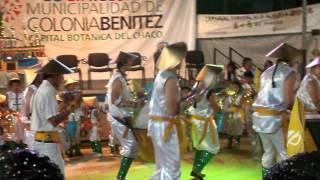 preview picture of video 'Scola de Rebeldes - Margarita Belén'