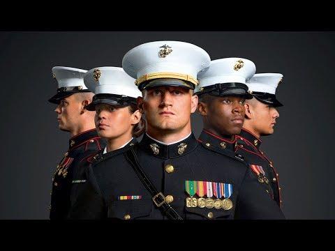 ¿Cómo es la Vida de un Marine Estadounidense?