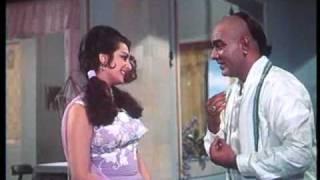 Padosan - 11/13 - Bollywood Movie - Sunil Dutt, Kishore Kumar & Saira Bano