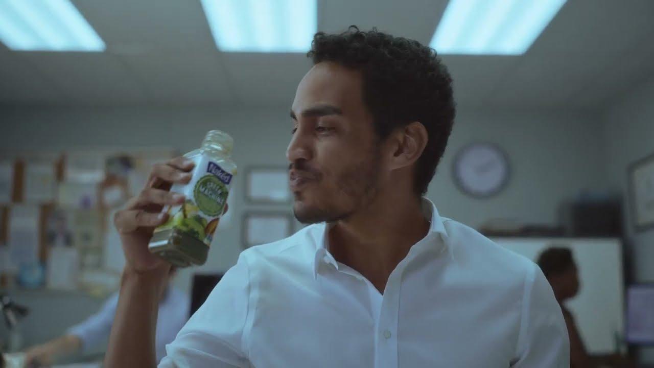 "Naked Juice ""Office"""