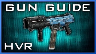 Best HVR Variant! | Infinite Warfare Gun Guide #13 (Detailed Weapon Stats & Review)