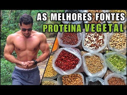As Melhores Fontes de Proteína Vegetal para Definição Muscular