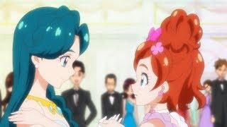 Minami Kaido  - (Go! Princess PreCure) - Haruka/Cure Flora and Minami/Cure Mermaid | Go! Princess Precure | A Thousand Years | AMV