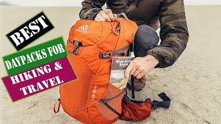 9 Best Daypacks for Hiking & Travel of 2021