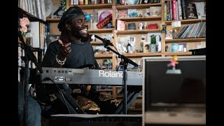 Blood Orange: NPR Music Tiny Desk Concert