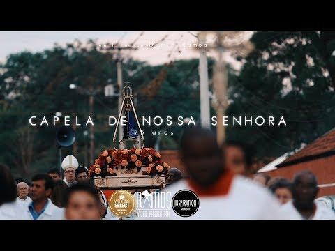 CAPELA DE NOSSA SENHORA APARECIDA EM BARRETOS