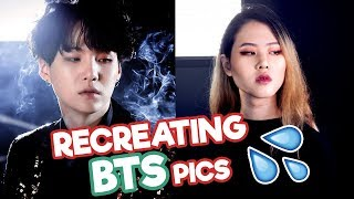 RECREATING BTS?! 😱😍- BEST Time of the Month #5 EVER | MiniMoochi
