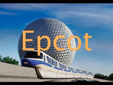 Parques da Disney – Epcot