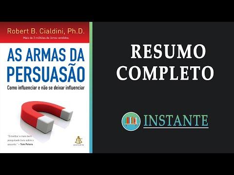 As Armas da Persuasão - Robert Cialdini - Resumo Completo Audiobook