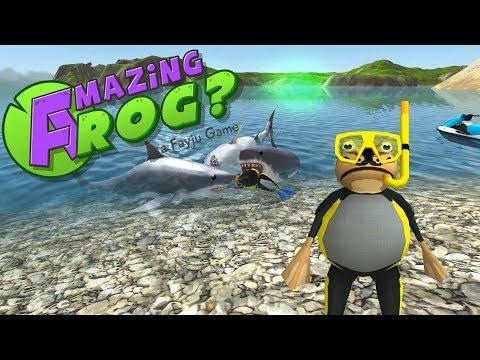 Amazing Frog ? # 10 - Kleine Haie große Frösche