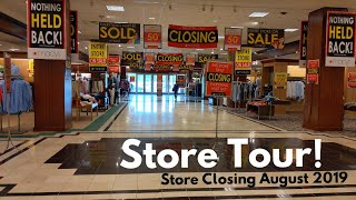 STORE TOUR: Macy's, Northbrook Court, Northbrook, IL (STORE CLOSING)