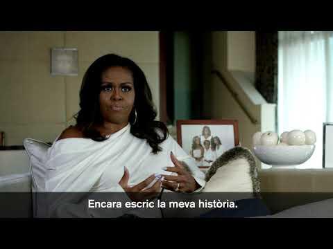 Vidéo de Michelle Obama