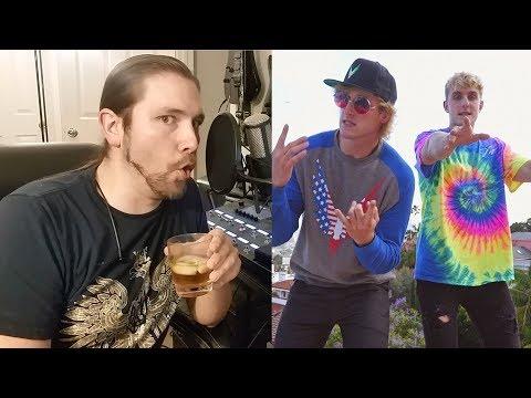 BRO!!!! Jake Paul/Logan Paul - I Love You Bro | Mike The Music Snob Reacts
