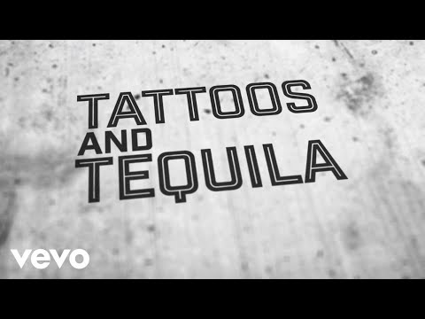 Jason Aldean - Tattoos and Tequila (Lyric Video)